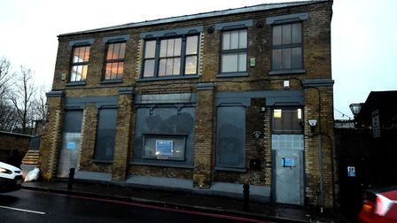 The former Passing Clouds building will reopen as The Jago. Picture: Polly Hancock