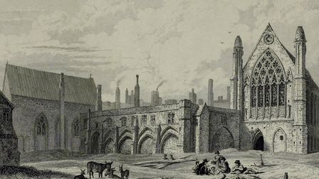 Ely House. Picture: Courtesy of Camden Local Studies and Archives Centre