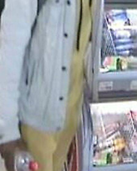 Police want to speak to three men in connection with 11 robberies. Picture: Met police