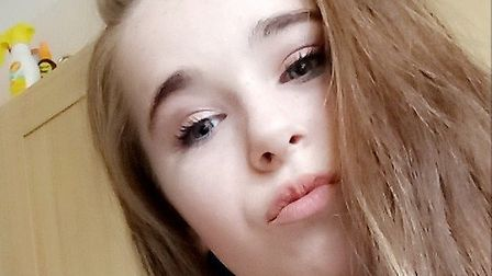 Gracie-May Gullen has been found. Picture: Suffolk Constabulary
