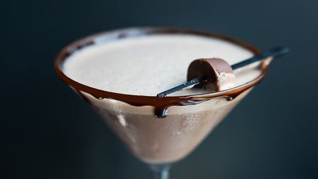 A bar devoted to chocolate cocktails will soon open on Brick Lane. Picture: Xavier D. Buendia