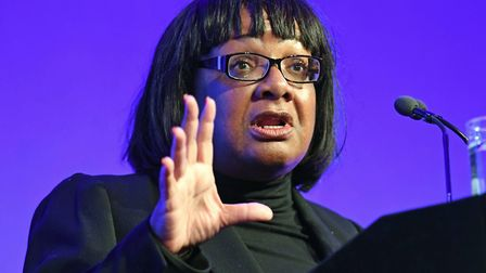 Diane Abbott, who has written in the Gazette about the damage stop and search can do to community re