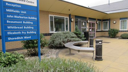 Patients at the John Howard Centre are suing the NHS trust for religious discrimination.