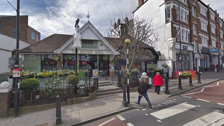 The Mossy Well pub, in Muswell . Picture: Google Maps