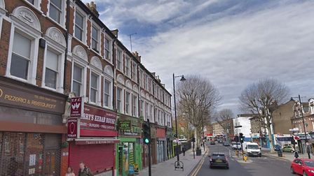 Hornsey's High Street. Picture: Google