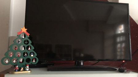Some people were left with no television over the Christmas period. Picture: Emma Bartholomew