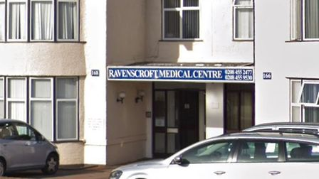 Ravenscroft Medical Centre could relocate to Finchley Memorial Hospital. Picture: Google