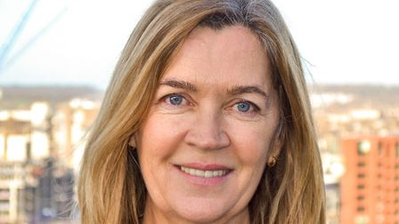 Jenny Rowlands, the new chief executive of Camden Council. Picture: Camden Council