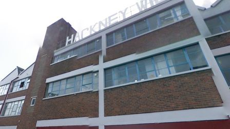 Hackney Wick getting City Hall 'enterprise zone' cash boost. Picture: Google