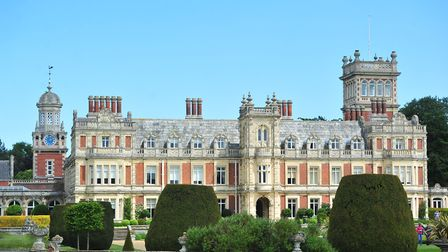 Somerleyton Hall and Gardens. Picture: Nick Butcher