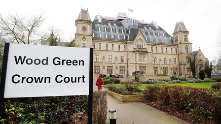 Wood Green Crown Court. Picture: John Stillwell/PA Images
