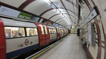 Hampstead Underground station. Picture: Nick-D/Creative Commons
