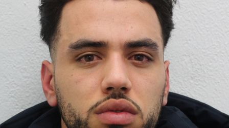 West Hampstead's Khaled Guehis was jailed for his part in a number of watch robberies. Picture: Met