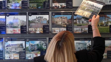 The property market in north London has had a mixed year. Picture: PA