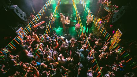 This is the fifth year of the London Remixed Festival.