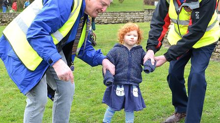 Lowestoft Lions will fund the purchase of Sapphire's specially-designed shoes over the next 12 month