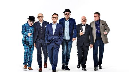 Madness who play Kenwood House in June 2019 as part of the Heritage Live series