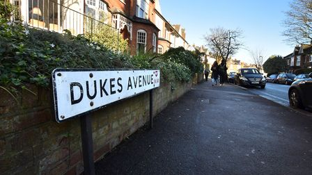 Dukes Avenue, Muswell Hill. Picture: Polly Hancock