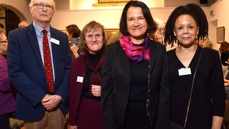 Launch event held at HLSI on 25.01.19. of Highgate Counselling Centre's new premises in Highgate Hig