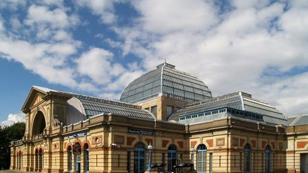 Alexandra Palace. Picture: Oliver Spalt/Creative Commons