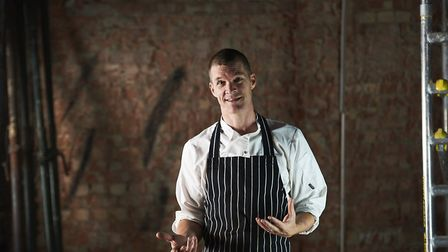 Head chef Chris Gillard was executive chef at the St. John Group for 15 years. Picture: Tom Bowles.