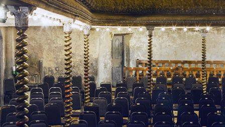 Wilton's Music Hall is one of the book's must see venues. Picture: Charlotte Schreiber.