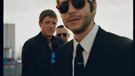 Interpol will also play at the burgeoning Victoria Park festival on Saturday May 25.