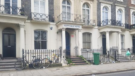 Haringey has signed up to 'Capital Letters' so people won't have to live in places like Happy Vale H