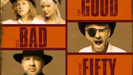 This year's title is The Good, the Bad and the Fifty.