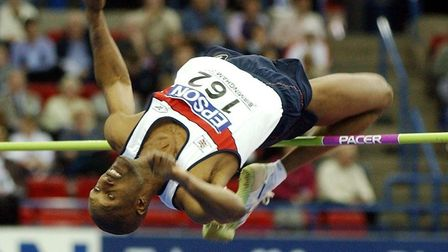 Dalton Grant is a former European indoor high jump champion (pic: David Jones/PA)