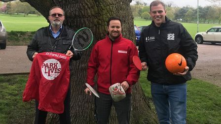 ParkLives Lowestoft will return to Normanston Park in Lowestoft from May 14. Picture: Courtesy of Se