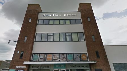 Hamilton House, where Lowestoft Town Council have some of their meetings. Picture: Google