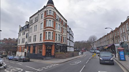 Alice House in West End Lane, West Hampstead. Picture: Google Maps