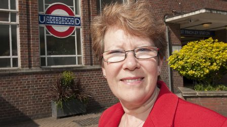Cllr Alison Moore has called for an investigation. Picture: Nigel Sutton.