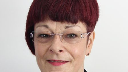 Former Waveney Group Leader Sonia Barker. Picture: Neil Coleby