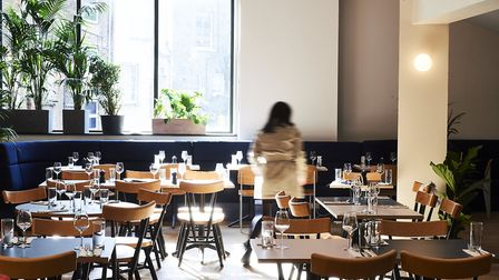 Inside the new EartH Kitchen. Picture: Tom Bowles.