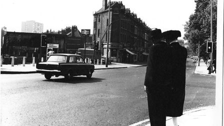 Stamford Hill in 1975 Picture: Hackney Archives ref po5959