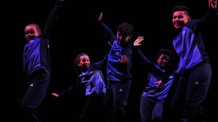 Performers in Boroughs United 2019. Picture: Harrisshoots