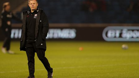 Saracens director of rugby Mark McCall (pic: Richard Sellers/PA)