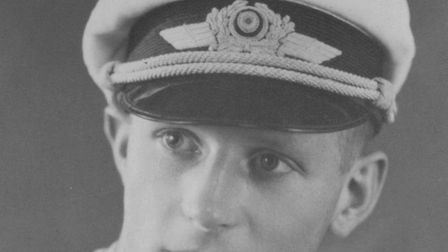No longer unknown, the identity of Leutnant Eberhard Pleiss has now finally been confirmed by the Co