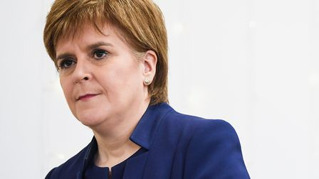 Scottish First Minister Nicola Sturgeon wants to find a 'workable alternative' to May's deal. Photo: