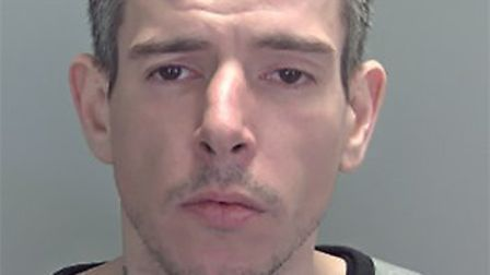 Frank Benet is wanted for offences in connection with burglary. Picture: Suffolk Constabulary