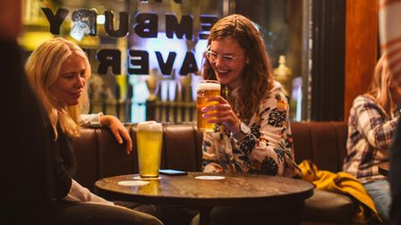 Five Points Brewery are putting on a Women in Beer event at Pembury Tavern on March 7.