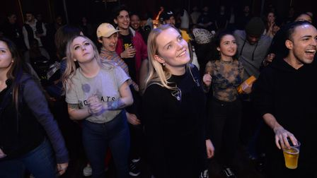 Crowds at a previous Sound Out event. Picture: Hoxton Hall.