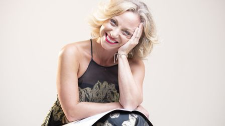 Liza Pulman Sings Streisand at the Lyric Theatre West End from March 18 picture by Bob Berry