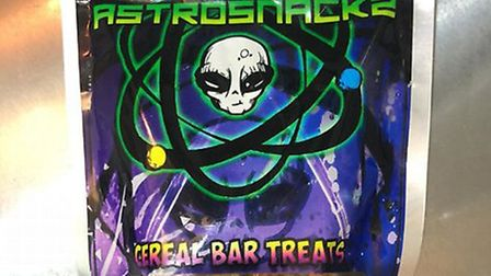 Astrosnacks are reportedly being sold to children in Islington and Highgate.
