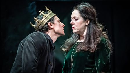 Richard III Headlong at Alexandra Palace Theatre