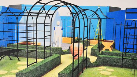Harrod Horticultural's previous design in 2014. Picture: Nick Butcher