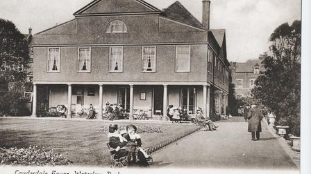 Lauderdale House in Waterlow Park, Highgate. Picture: LAUDERDALE HOUSE