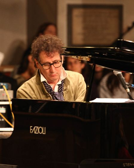 Composer and conductor Harvey Brough. Picture: Hannah Barton